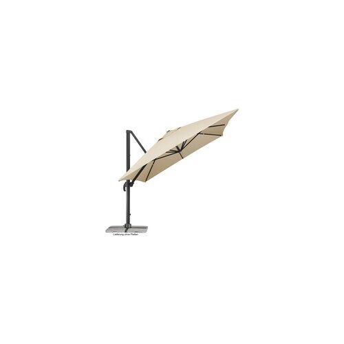 Schneider Schirme Schneider Ampelschirm Rhodos Grande natur 300 x 400 cm