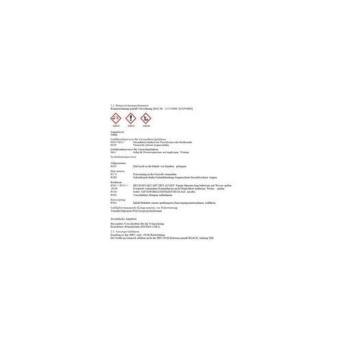 BrilliantShine Epoxid Kunstharz Glasklar Epoxidharz A+B, 1,5 l