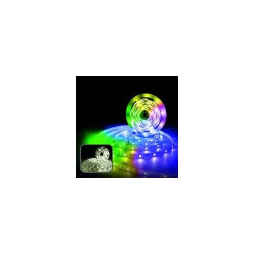 MegaLight Smart LED Strip Tuya RGB+W 3 Meter, RGB+CCT, Alexa, Hey Google, Fernbedienung