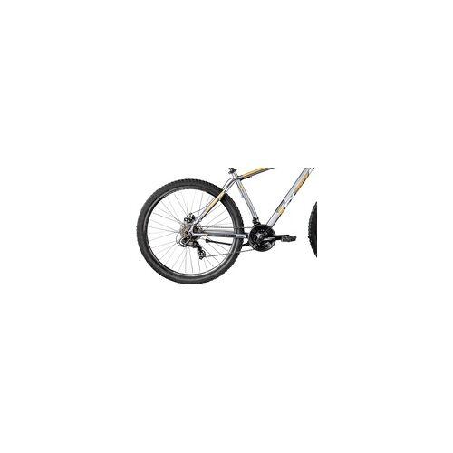 Zündapp Zündapp Mountainbike 27,5 Zoll FX27 21-Gang, grau/orange