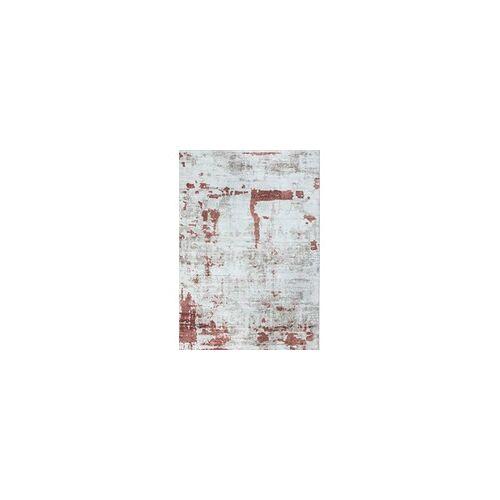 LUXOR living Teppich Prima beige-rot, 120 x 170 cm