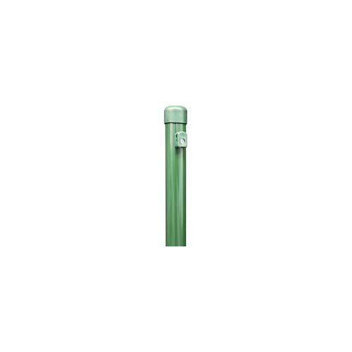GAH ALBERTS GAH-Alberts Zaunpfahl für Maschendrahtzäune Ø 38 mm, 100 cm, grün