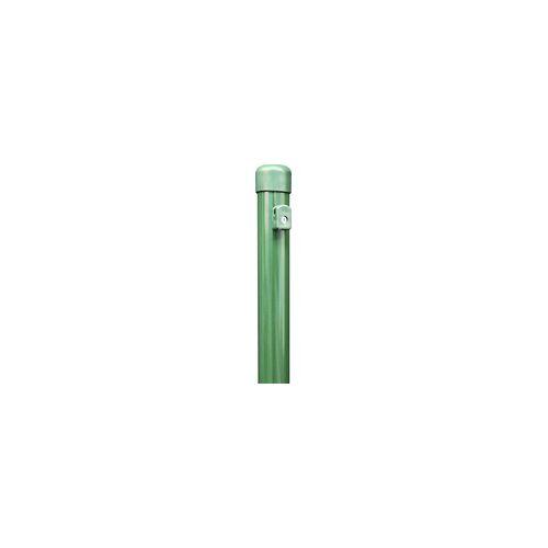 GAH ALBERTS GAH-Alberts Zaunpfahl für Maschendrahtzäune Ø 42 mm, 225 cm, grün