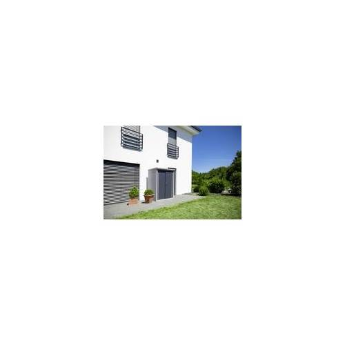 Trimetals Gartenschrank Medium Guardian D43 136 x 186,5 x 98 cm
