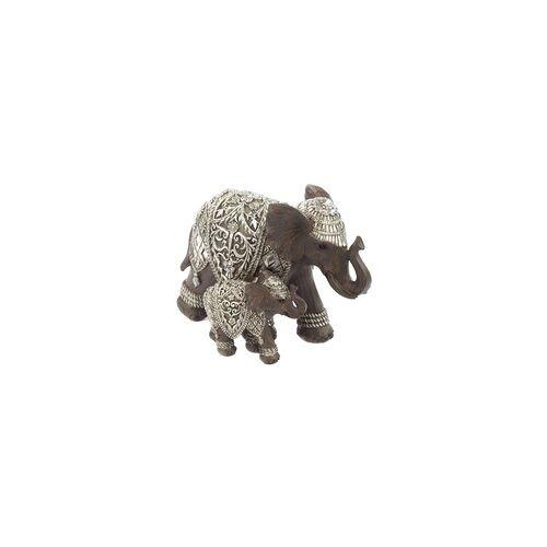 TrendLine Dekofigur Elefant 19 x 11 x 14 cm