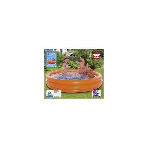 Happy People Uni 3-Ring-Pool 200 x 39 cm