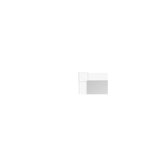 Primaster Insektenschutz Fenster 130 x 150 cm, weiß
