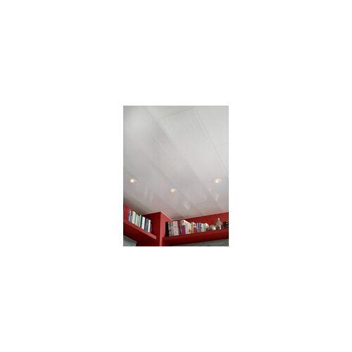 Grosfillex Kunststoffpaneele Easy Top Esche weiß 1200 x 350 x 5 mm