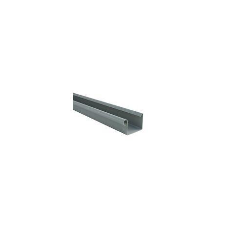 Marley Kastendachrinne NW 70 mm, 3 m, grau