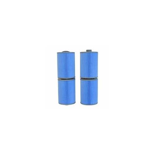 Canadian Spa Microban Swim Spa Filter Set mit 4 Microban Filtern