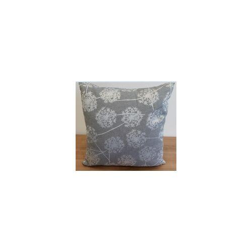 Dohle + Menk Zierkissen Pusteblume grau, 45 x 45 cm