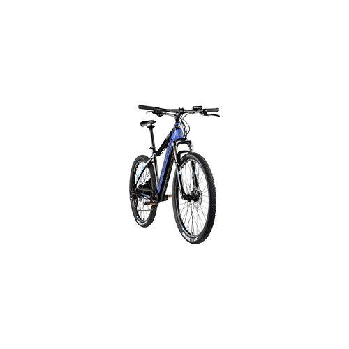 Zündapp Zündapp E-Bike MTB 27,5 Zoll 7-Gang Z801, blau/schwarz