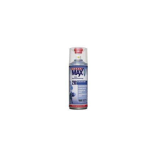 SprayMax 2K Klarlack matt 400 ml