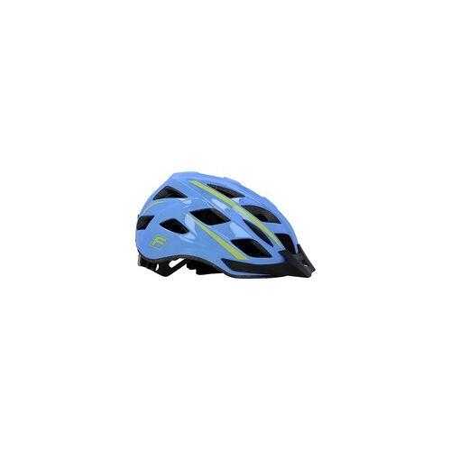 Fischer Fahrradhelm Urban Montis blau Größe: S/M