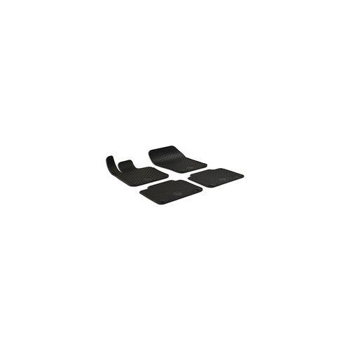 Walser Gummi Fußmatten Volvo S90 2016, Volvo V90 2016