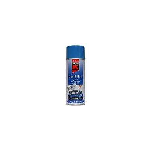 Auto-K Sprühfolie Liquid Gum Tuning brillant-blau 400 ml