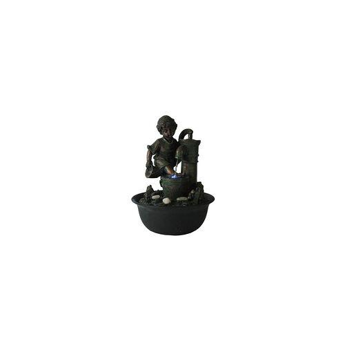TrendLine Zimmerbrunnen Paul 19 x 19 x 25,5 cm