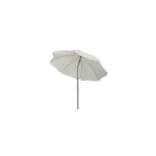 TrendLine Sonnenschirm creme, Ø 180 cm