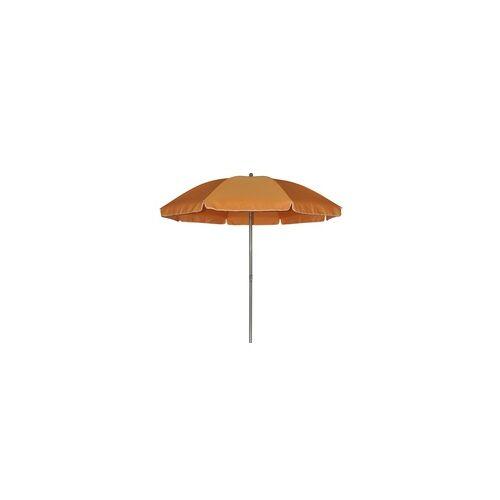 TrendLine Sonnenschirm orange, Ø 180 cm