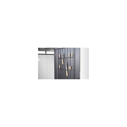 Biohort Werkzeughalter für Tür für Gerätehaus Avantgarde und Highline