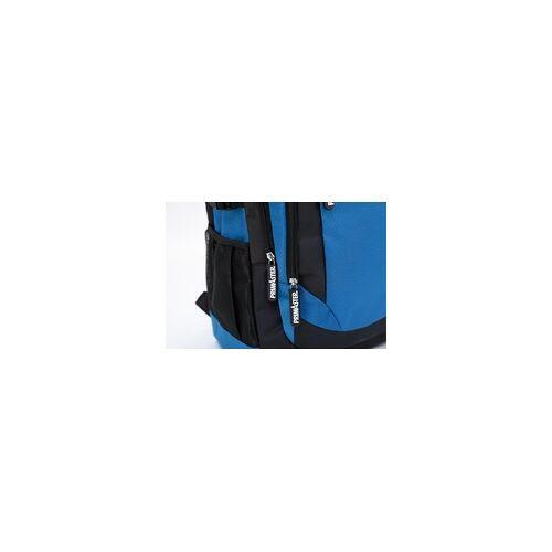Primaster Rucksack blau-schwarz, 32 x 48,5 x 19 cm (B x H x T)