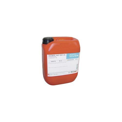 Güde Hydraulik-Öl 5 l, für alle gängigen Hydraulikholzspalter