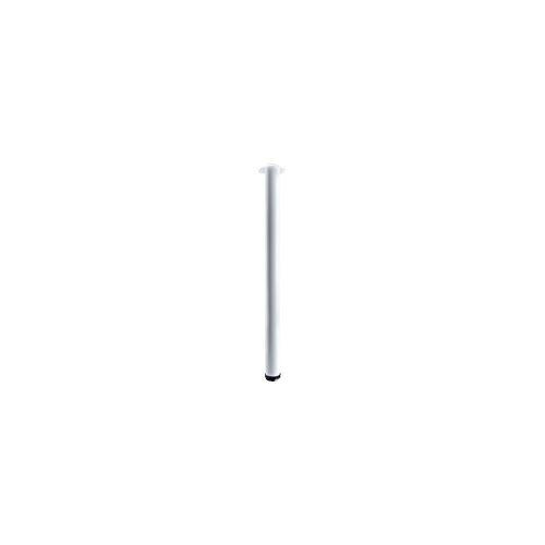 Hettich Theken- und Stehtischbein Stahl, 1 Stück