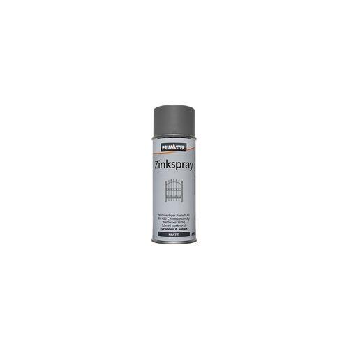 Primaster Zink-Lackspray 400 ml