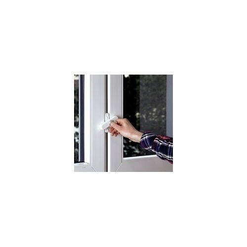 HSI Fenstersicherung für 2-flügelige Fenster