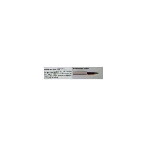 weitere Herdanschluss-Set Kabel & Dose - 1,5 Meter, weiß
