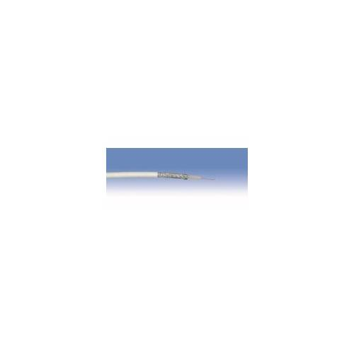 weitere Koaxialkabel Koax 90 dB - 25 Meter, weiß