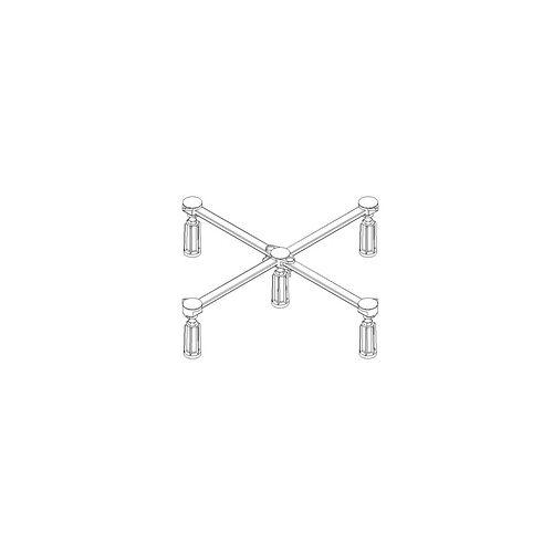 Ottofond Universal-Duschwannenfuß für superflache Acrylduschen