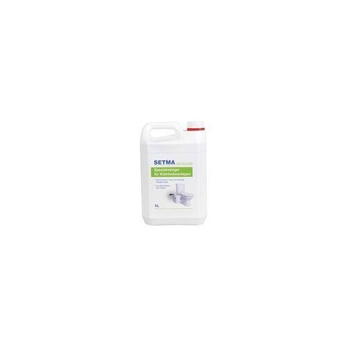 Setma Spezialreiniger für Kleinhebeanlagen / 5 Liter