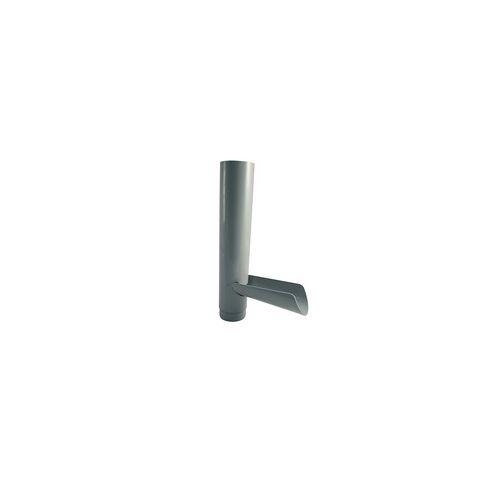 Marley Wasserablaufklappe NW 75 mm, grau