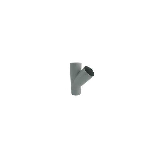 Marley Rohrabzweig NW 105/105 mm, 45, grau