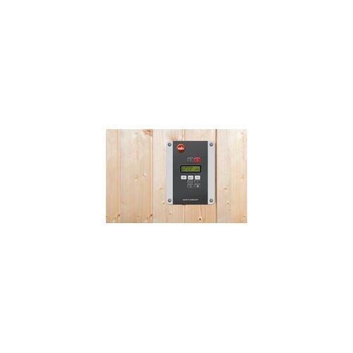 Weka Infrarot-Kombikabine UPPSALA Bio S Infrarotkabine und vollwertige Sauna