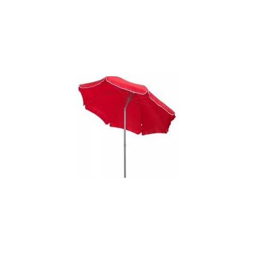 TrendLine Sonnenschirm rot, Ø 180 cm
