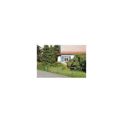 GAH ALBERTS GAH-Alberts Zaunpfosten für Maschendrahtzäune Ø 34 mm, 200 cm, grün
