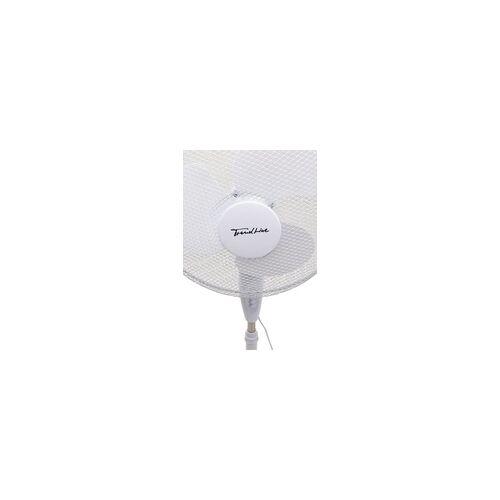TrendLine Standventilator 40 cm weiß