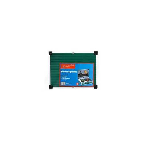 TrendLine Werkzeugkoffer mit Alu-Rahmen Alukoffer, 39,5 x 30 x 13 cm