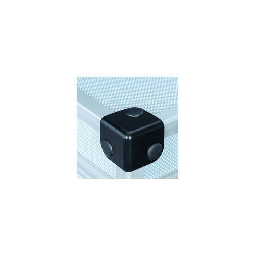 TrendLine Werkzeugkoffer 380 x 260 x 120 mm, Aluminium-Optik