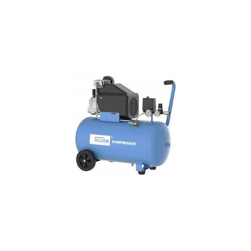 Güde Kompressor 260/10/50 10 bar, 50 L, 200 min/l, 1,5 kW 1 Zylinder, 230 V