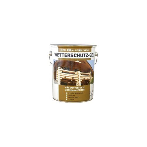 Wilckens Farben Wilckens Wetterschutzgel 5 l, teak