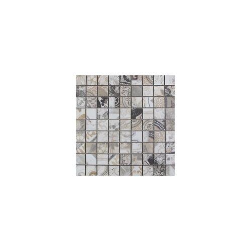 weitere Mosaikfliese Ghirigori 31 x 31 cm