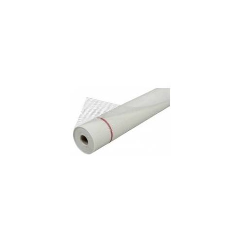 Baukom Vollwärmeschutz-Gewebe weiß, 100 cm x 25 m, 165g