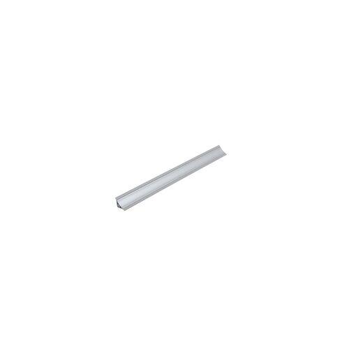 Primo Wandabschlussleiste Alu 2600 x 14 x 14 mm
