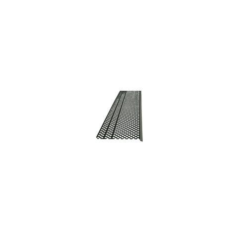 Marley Laubschutzgitter Laubfrei 100-150, 2 m, Set 2 Stück a 2 m, schwarz