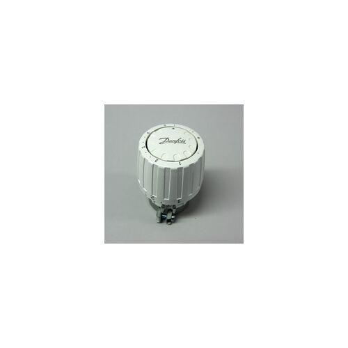 Danfoss Thermostatkopf RA-V 2960 für RAV-Gehäuse, Klemmbefestigung 34 mm, weiß