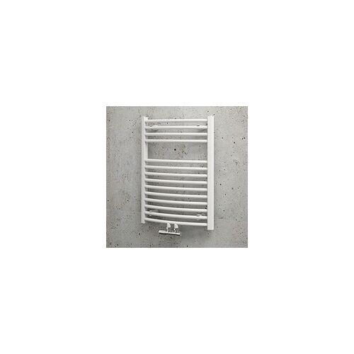 Schulte Badheizkörper Europa 69,5 x 50 cm, weiß, 331 Watt