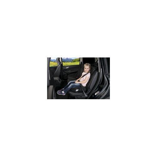 Walser Kindersitz Hartschale Lino schwarz/blau